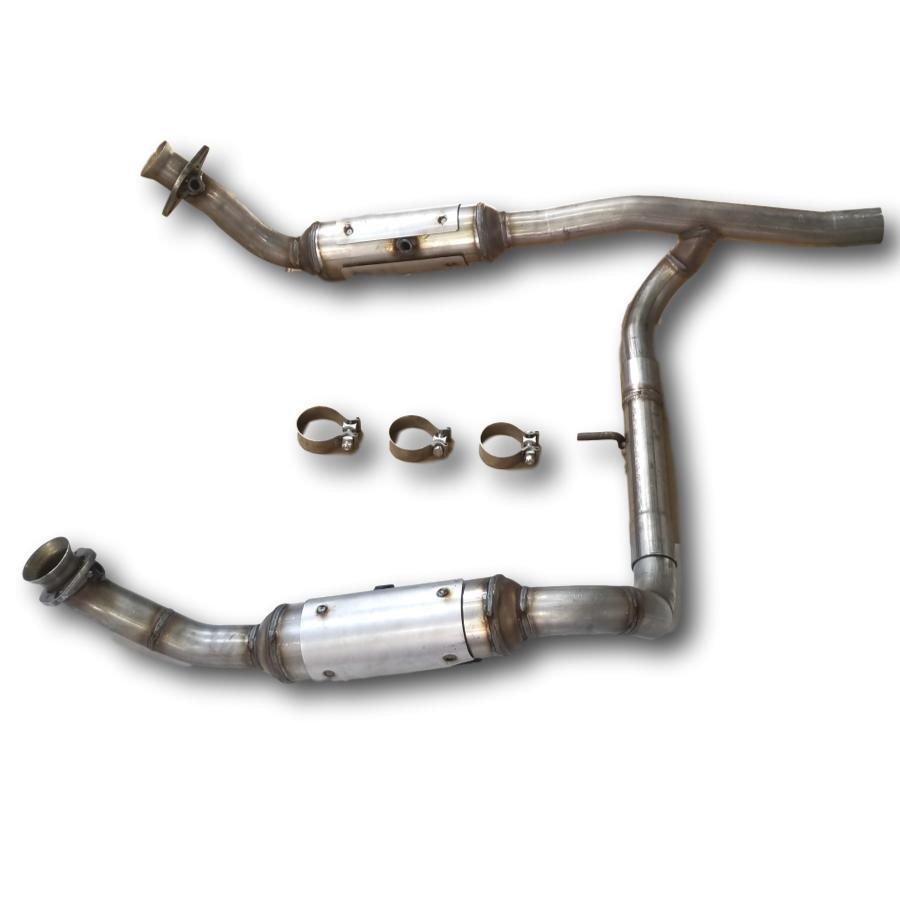 Ford F-150 2006-2008 Catalytic Converter assembly 5.4L V8 4WD Bank 1 & 2