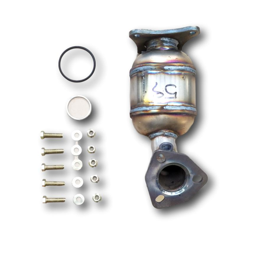 Nissan Maxima Bank 1 Catalytic Converter 2004 - 2008 FIREWALL SIDE