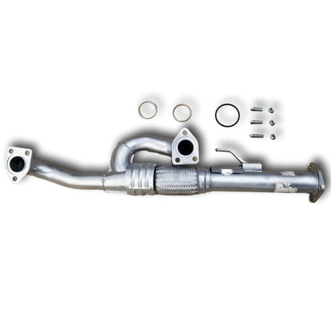 Honda Ridgeline exhaust flex pipe 3.5L V6 2009 to 2011