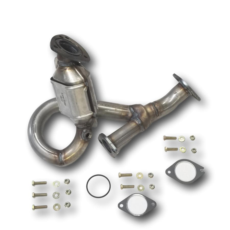 2008-2012 Chevrolet Malibu 3.6L V6 Bank 1 Catalytic Converter