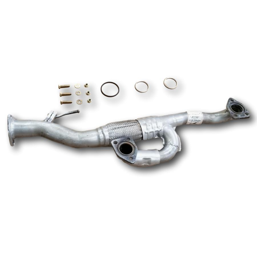 2009 to 2014 Acura TL exhaust flex pipe 3.5L V6