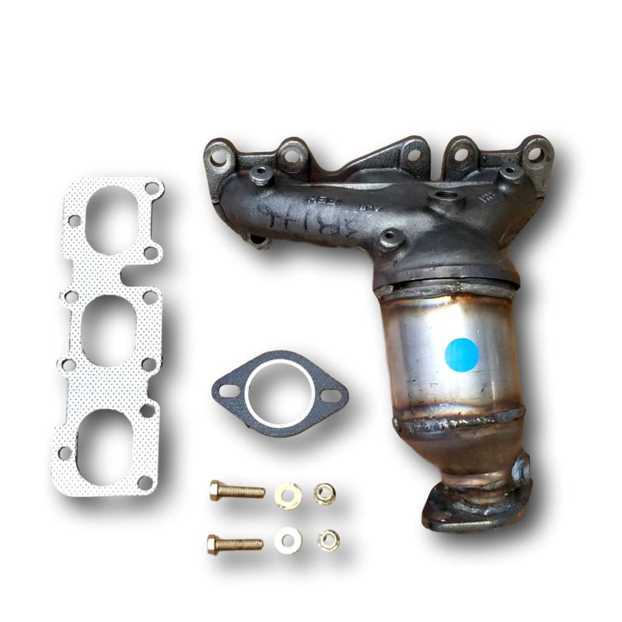 Hyundai Veracruz Bank 1 Catalytic Converter 3.8L 2007-2012