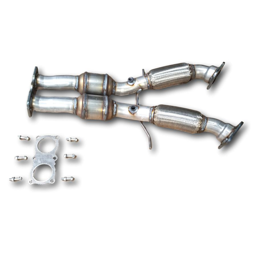 Volvo S80 2007 to 2014 3.2L 6cyl rear catalytic converter