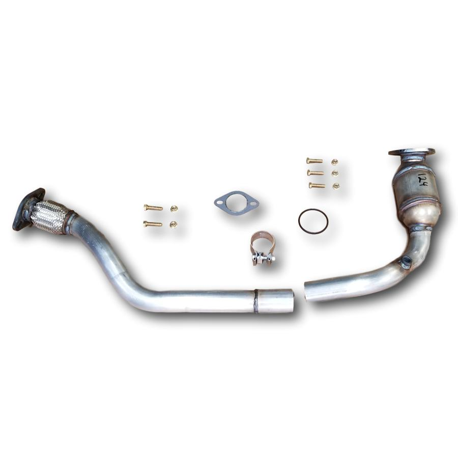 2007-2010 Chevrolet Malibu 3.5L V6 Bank 2 Catalytic Converter