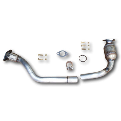 Saturn Aura 07-08 catalytic converter 3.5L V6 BANK 2