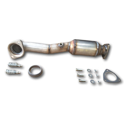 Honda CRV 2010-2011 catalytic converter and front pipe 2.4L 4cyl , rear unit