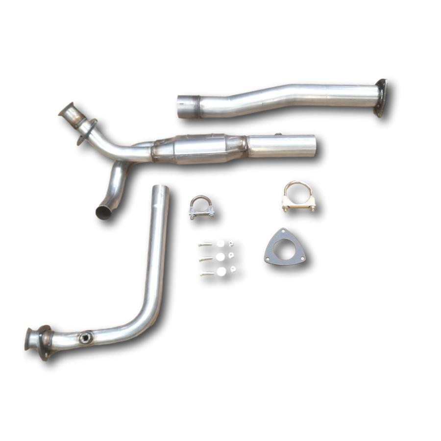 1996-1999 GMC Savana 1500 and 2500 with 5.0L V8 Catalytic Converter