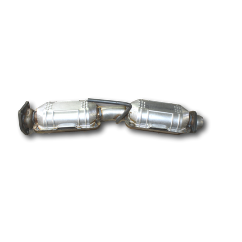 1991-1994 Ford Explorer 4.0L V6 Catalytic Converter Horizontal View