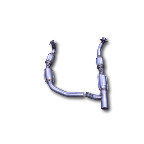 2005-2008 Ford E-150 Y-Pipe and Catalytic Converter 5.4L V8