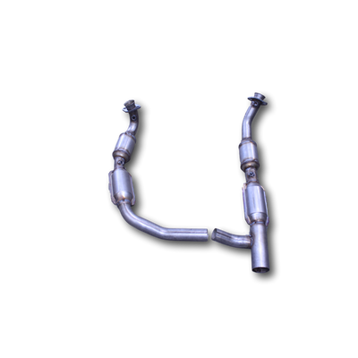 2005-2008 Ford E-250 Y-Pipe and Catalytic Converter 5.4L V8