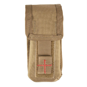 US Tactical MOLLE Tourniquet Pouch - Coyote