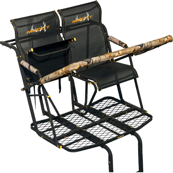 Muddy Rebel 2.5 17 Foot Ladder Treestand
