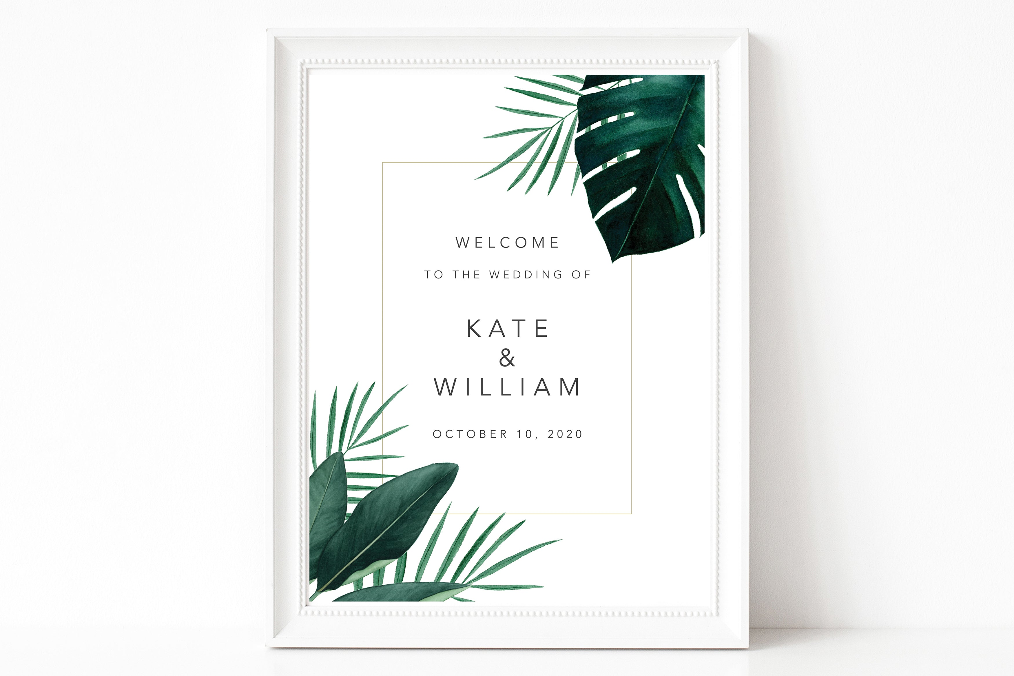 Hawaiian Beach Wedding Collection