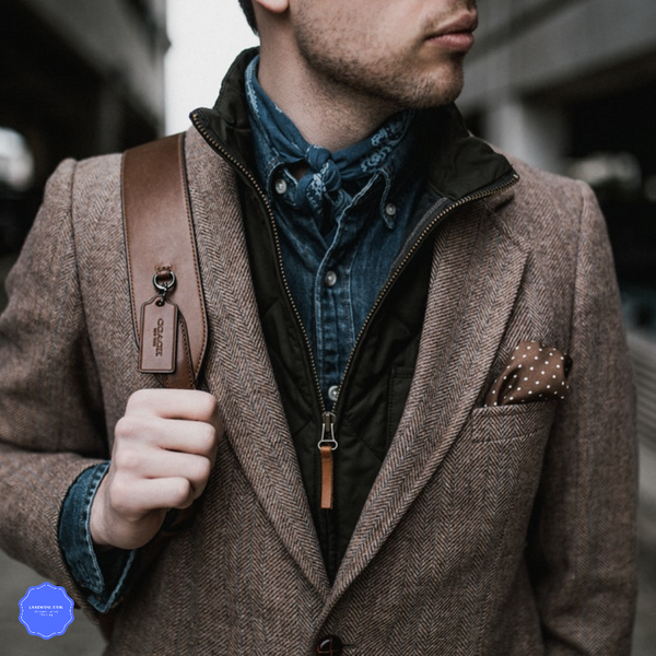Designer Clothing Tips for Men - How to be well dressed and in style for men - Men's designer slothes and shoes online store