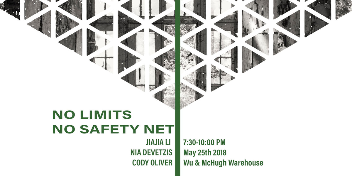 Warehouse Live Series -  Concert #1: NO LIMITS! NO SAFETY NET!