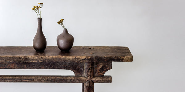 ADD A TOUCH OF WABI-SABI ASIAN COOL TO YOUR HOME