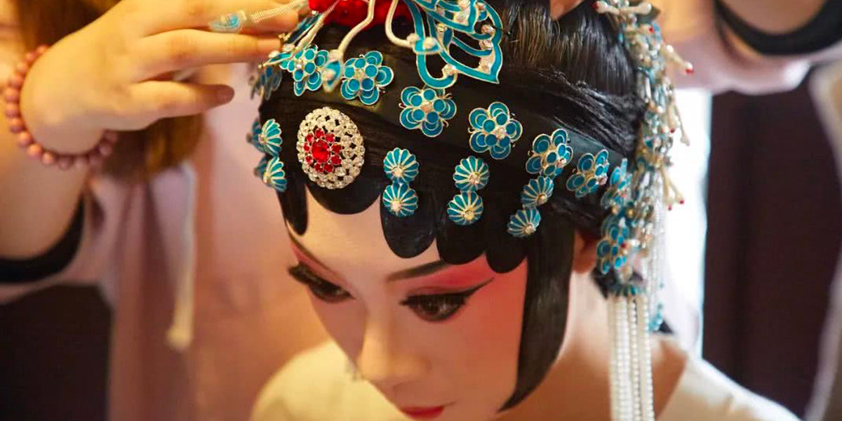 DISCOVER THE SECRETS BEHIND THE KUNQU OPERA STAGE!