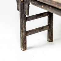 Antique Short Bench ADBAB09201402