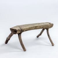 Vintage Natural Tree Stool YX0118053