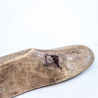 Vintage Wooden Shoe Mold SQ002-WALL DÉCOR-Wu & McHugh