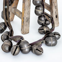 Vintage Horse Bells YX1116011-TABLE DÉCOR-Wu & McHugh