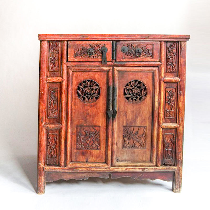 Antique Large Scholars Cabinet YX0018043