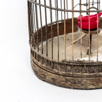 Vintage Bamboo Bird Cage SQ0517029FB
