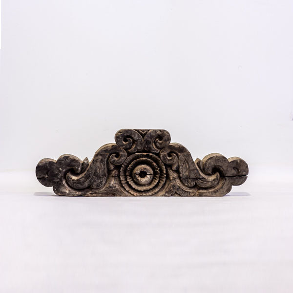 Antique Wooden Decorative Architectual Elements YX0608055-ARCHITECTURAL ELEMENTS-Wu & McHugh
