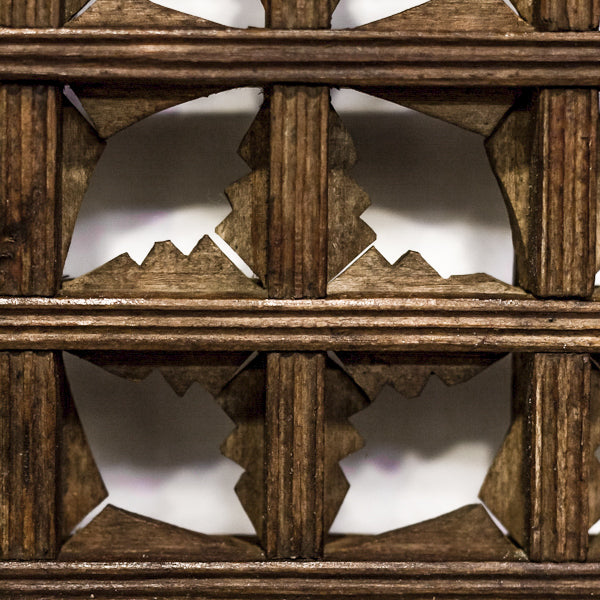 Antique Decorative Elm Window Panels AD0416035-WALL DÉCOR-Wu & McHugh