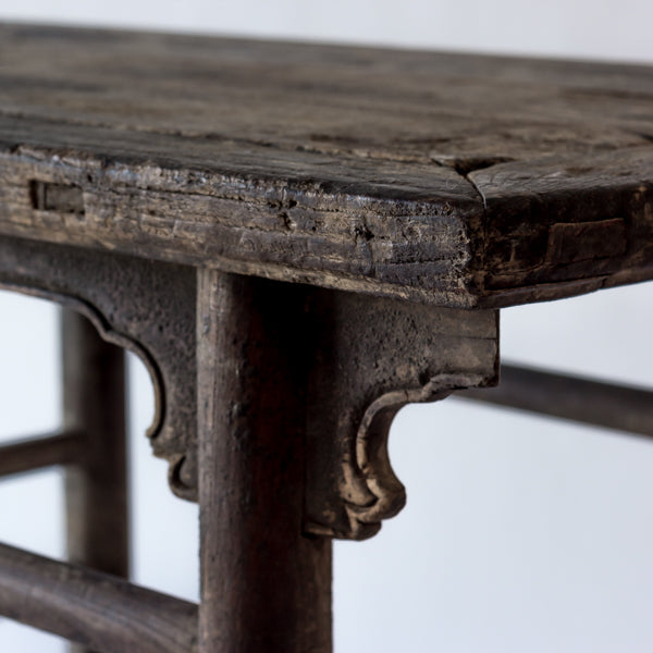 Antique Rustic Wine Table YX0608031-TABLES-Wu & McHugh
