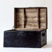 Large Antique Cinnamon Scented Book Chest YX0608062-CABINETS & STORAGE-Wu & McHugh