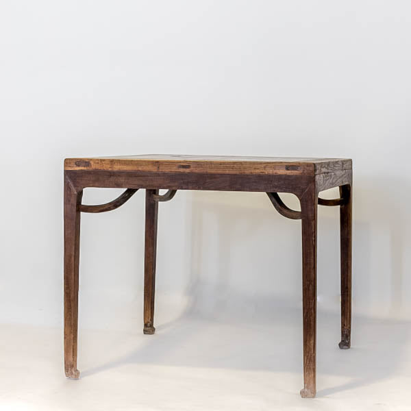 Antique Square Dining Table AD0716004-TABLES-Wu & McHugh