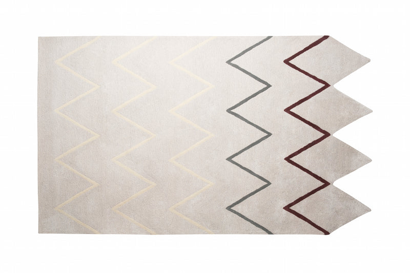 Rug Sample - 1'x1' - PIECES by An Aesthetic Pursuit