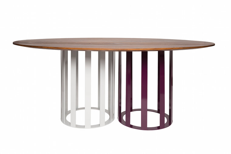 Flux Oval Dining