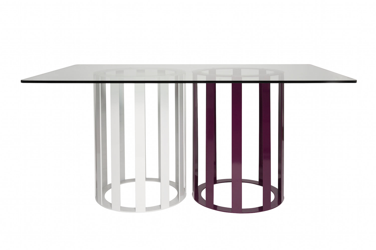 Flux Rectangle Dining - PIECES by An Aesthetic Pursuit