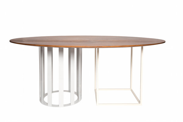 Flux Oval Dining - PIECES by An Aesthetic Pursuit