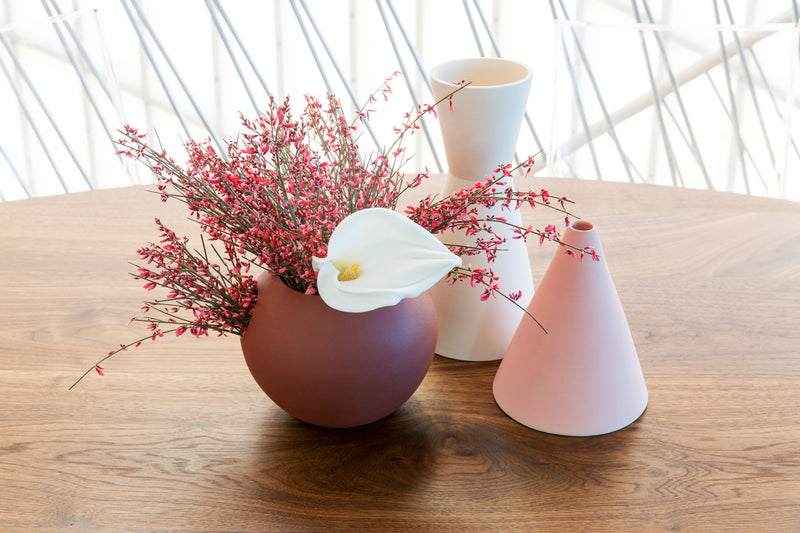 Peony Vase - PIECES by An Aesthetic Pursuit