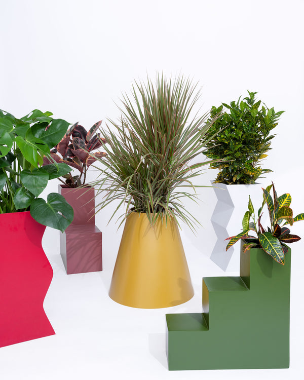 Steps Planter - PIECES by An Aesthetic Pursuit