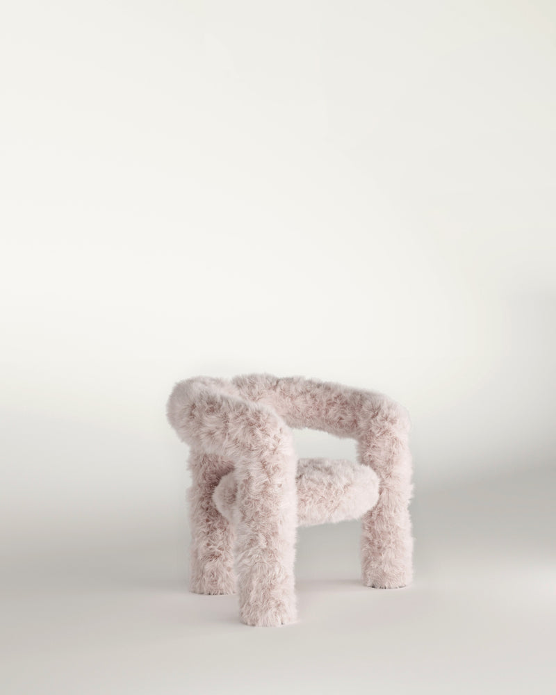Teddy Chair - PIECES by An Aesthetic Pursuit
