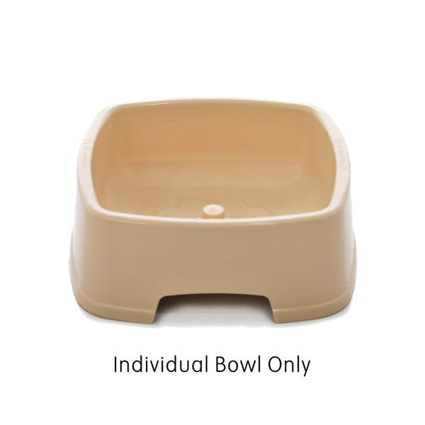 easy to feed pet bowl