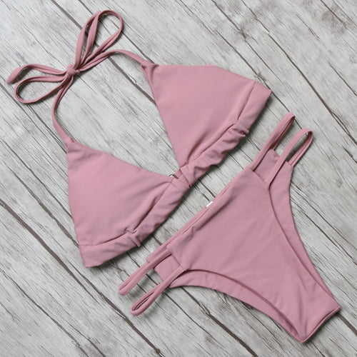 Bikini triangle rose - NISTIE