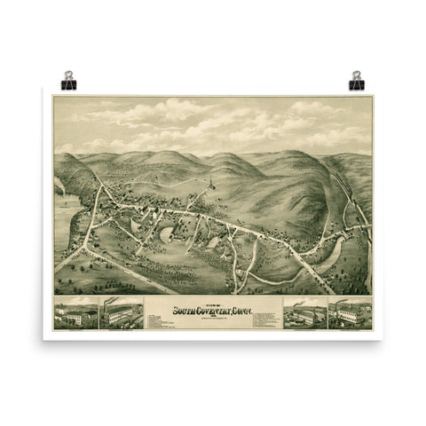 South Coventry, CT 1878