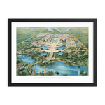 Buffalo Pan-American Exposition, 1901 Framed