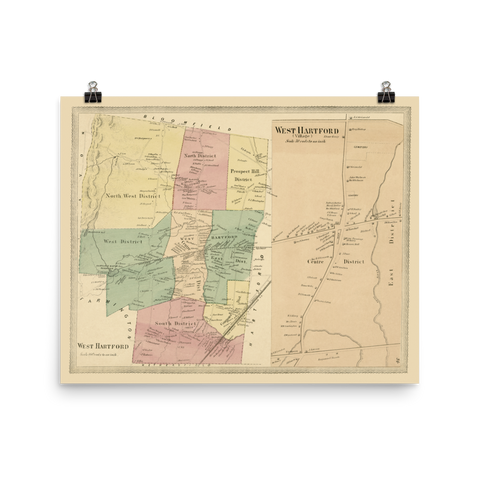 West Hartford, CT 1869