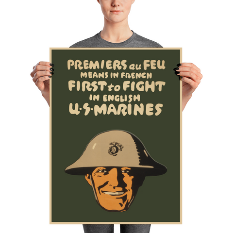 US Marines: First to Fight