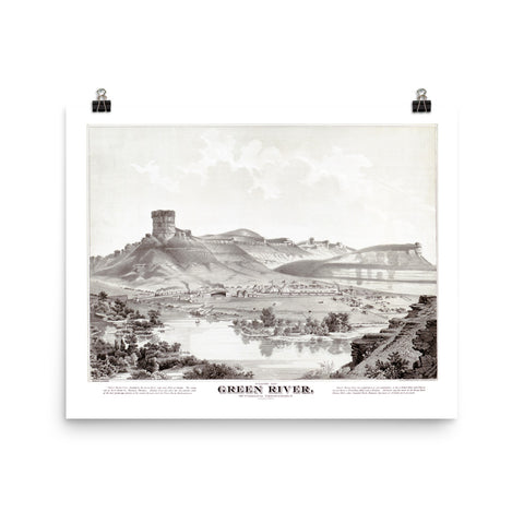 Green River, Wyoming 1875