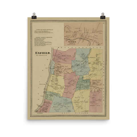 Enfield, CT 1869
