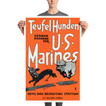 Teufel Hunden: German Nickname for US Marines
