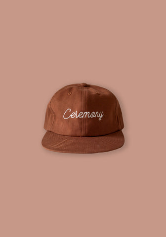 6-Panel Cotton Twill Hat