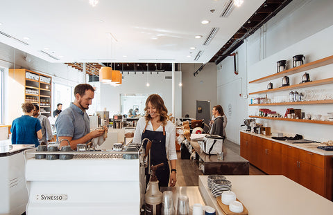 *ONLY 1 SPOT LEFT!* - Intro Barista: Essential Espresso Bar